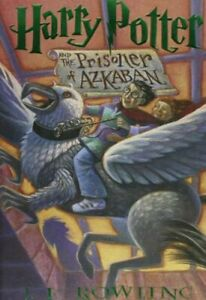 Harry Potter and the Prisoner of Azkaban: 03 by Rowling, J K Book The Fast Free