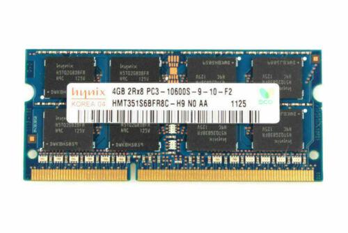 For Hynix 8GB 4GB 2G DDR2 DDR3 5300 6400 12800 800 1033MHz Laptop Memory RAM Lot