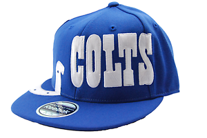61b81603724 Image is loading Indianapolis-Colts-Reebok-TW78Z-210-Stretch-Fit-NFL-