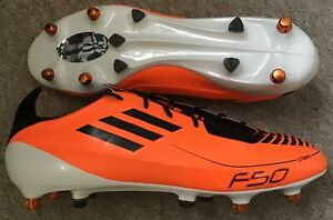Details about NEW ADIDAS F50 ADIZERO SG SYNTHETIC FOOTBALL BOOTS UK 12