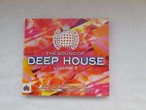 The-Sound-Of-Deep-House-Vol-2-V-A-Incl-MK-Hot-Since-82-MNEK-2CD