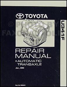 toyota matrix 4wd awd automatic transmission repair manual 2003 2004 rh ebay com 2010 toyota matrix repair manual 2010 toyota matrix repair manual