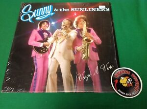 Sunny-amp-The-Sunliners-Vengo-A-Verte-Latin-Tejano-Vinyl-LP-USED-Piranha-Records