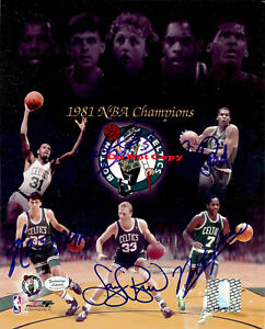 21feb828a02d Image is loading 1981-Boston-Celtics-Maxwell-Bird-Parish-McHale-8x10-