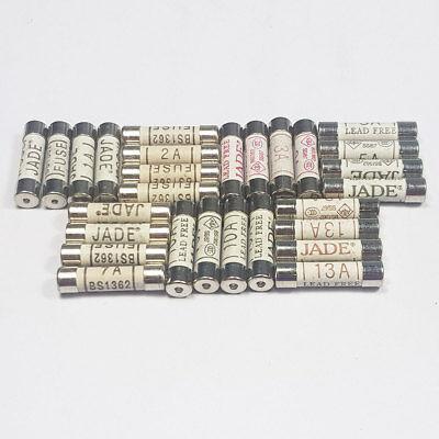 280 pièce kit mixte amp céramique fusible domestique ménage secteur plug cartouche fusible