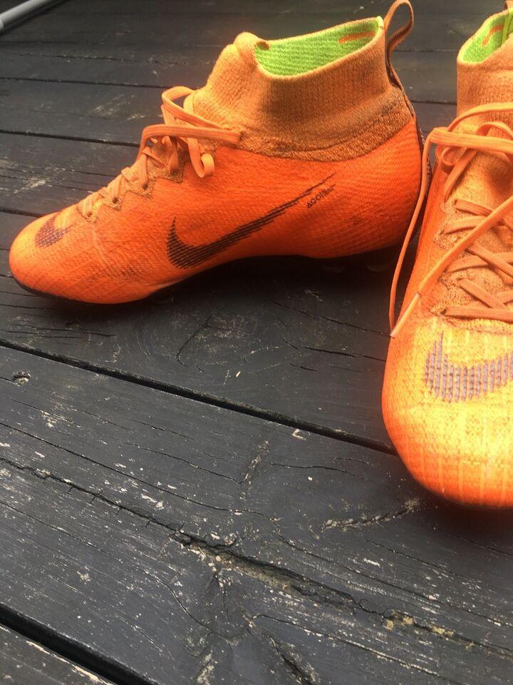 Fodboldstøvler, Nike Mercurial, str. 36,5