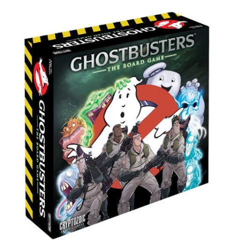 Ghostbusters, the Boardgame - nouveau by Cryptozoic, English   vente d'usine en ligne discount