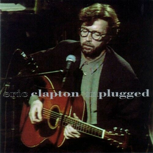 Eric Clapton - Unplugged [New Vinyl LP] Germany - Import