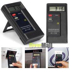 Digital Lcd Electromagnetic Field Radiation Detector Emf Meter Dosimeter Tester