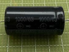 CONDENSATORI ELETTROLITICI 2200 MF 63 V 85 GRADI SNAP-IN REC TOP QUALITY