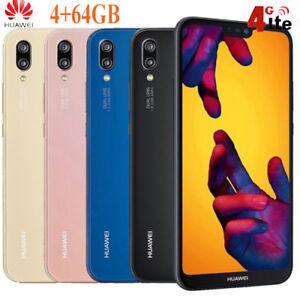 Originale-Huawei-nova-3e-P20-Lite-4G-LTE-Smartphone-Dual-SIM-4-64GB-Telefono