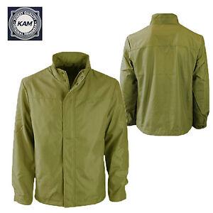 6aab3dab06c58 Mens Kam Plus Big King Size Classic Harrington Jacket Coat Lined 5XL ...