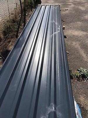 Hell Trapezblech Dachplatten Profilblech Materialstärke 0,75 Mm Anthrazit Um Das KöRpergewicht Zu Reduzieren Und Das Leben Zu VerläNgern Trapezbleche & Wellplatten