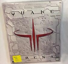 iD Software QUAKE 3 ARENA Activision 1999 PC Complete Excellent