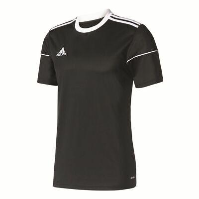 Adidas Calcio Squadra 17 Match Maglia Jersey Bambini Nero Bianco-