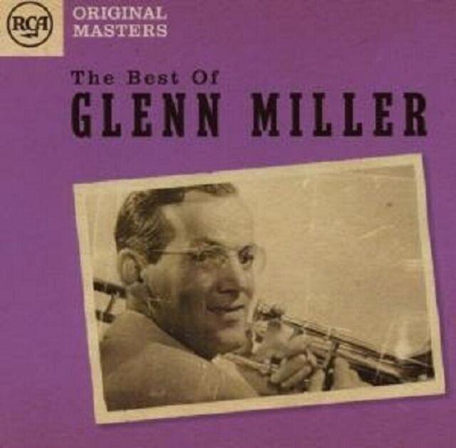 """GLENN MILLER """"THE BEST OF GLENN MILLER"""" CD NEUWARE"""