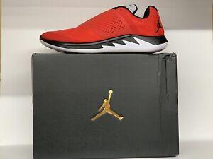 895375b938c Jordan Grind 2 Mens AO9567-600 Red Black Reflect Silver Running ...