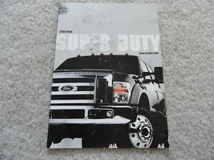 ford super duty     quick reference guide