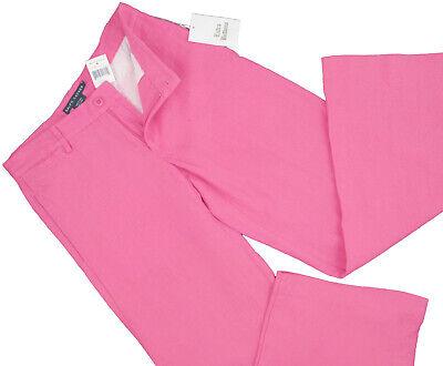 linen pants womens pants loose linen pants wide leg pants linen pants women Lime green pants loose fit pants long linen pants  C1052