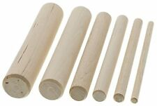 Wooden Dowel Set - WOOD-1, New, Free Shipping