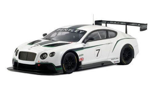 True Scale 1 18 Bentley Continental GT3 2013 Goodwood Festival of Speed 141829R
