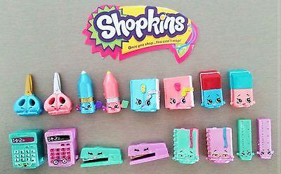 Shopkins Stagione 3 EDIZIONE SPECIALE PENNY Matita Rosa cancelleria combinato POST