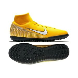 best cheap 18dd7 d4b9e Details about mens 7.5/wmns 9 Nike Mercurial Superfly VI Club Neymar Jr  TF/turf Soccer AO3112-