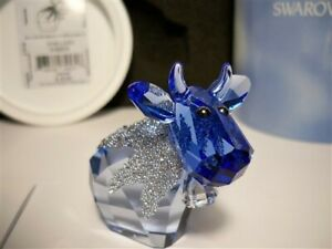 6ce105f1d Image is loading SWAROVSKI-LOVLOTS-ICE-MO-COW-2015-LIMITED-EDITION-