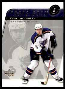 2002-03-Upper-Deck-Tom-Koivisto-Rookie-451