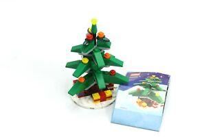 Complete Lego 40024 Christmas Tree | eBay