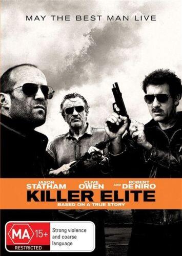 1 of 1 - KILLER ELITE DVD=JASON STAHAM=REGION 4 AUSTRALIAN RELEASE=NEW AND SEALED