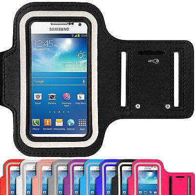 Sport Jogging Arm Band Gym Running For Samsung Galaxy S4 Mini i9190 i9195