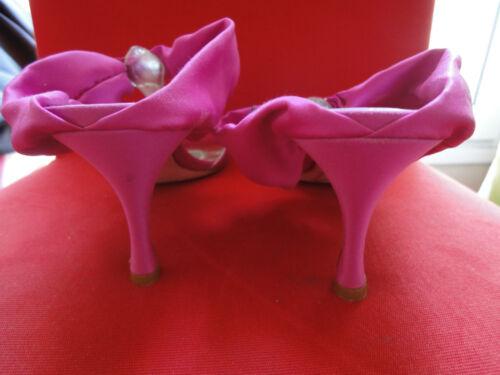 t 40 alexa strass swarovski Superbes de soirᄄᆭe rose sandales wagner nuove uc3TFKJl15