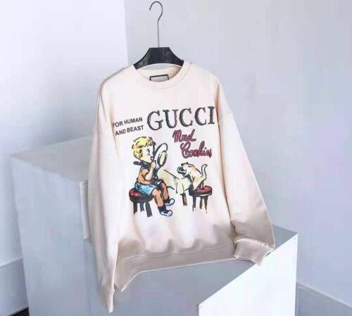 GUCCI Pullover Crew Neck Sweatshirt