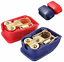 2-Pcs-1-pr-Quick-Release-Clamps-for-12V-Round-Terminal-Battery-Blue-amp-Red thumbnail 1