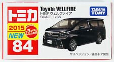 Tomy Tomica 84 Toyota Vellfire 824893
