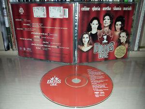 CD-DIVAS-LIVE-VH1-ESTEFAN-CAREY-CELINE-DION-CAROLE-KING