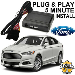Image Is Loading 2017 Ford Fusion Remote Start Plug And