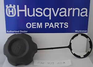 Genuine oem husqvarna fuel cap 532439208 fpr the 24k48 for What is fpr rating