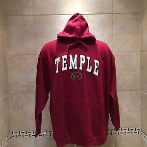cheap for discount beb71 116b2 Details about Temple University Sweatshirt