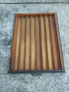 Vintage-Wooden-Printers-Tray-Shadow-Box-Machinist