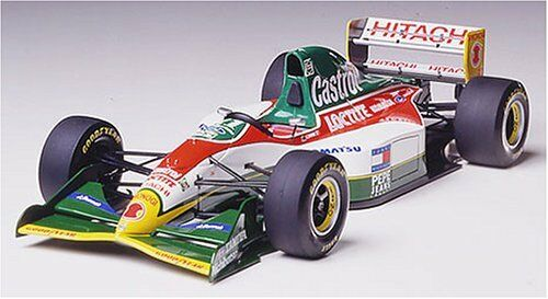 Tamiya 1/20 Grand Prix Collection Series No.38 Lotus 107B Ford Model Car 20038