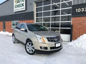2010 Cadillac SRX+4 Performance Collection, all wheel drive
