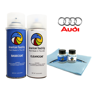 AUDI - Genuine OEM Automotive Touch Up & Spray Paint - SELECT YOUR COLOR CODE