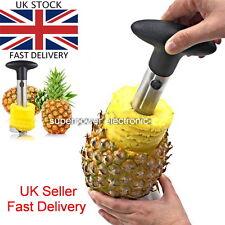 Pineapple Fruit Peeler Slicer Corer Cutter Ring Utensil Kitchen Easy Use Tool