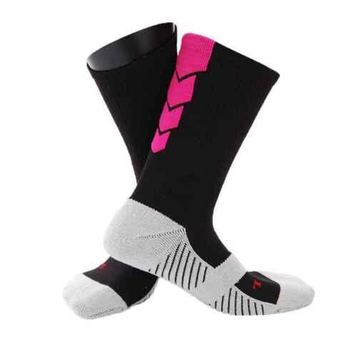 1 Paar Herren Outdoor Sport Hosen Freizeit Laufen Boxen Dicke Socken