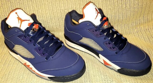 c97cd1e11ccf48 Nike Air Jordan Retro 5 Low 69 Points Royal Blue 819171-417 Size 8 ...