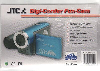 Camcorder Jtc Funcam Jay-tech Neu/ovp Strukturelle Behinderungen Foto & Camcorder