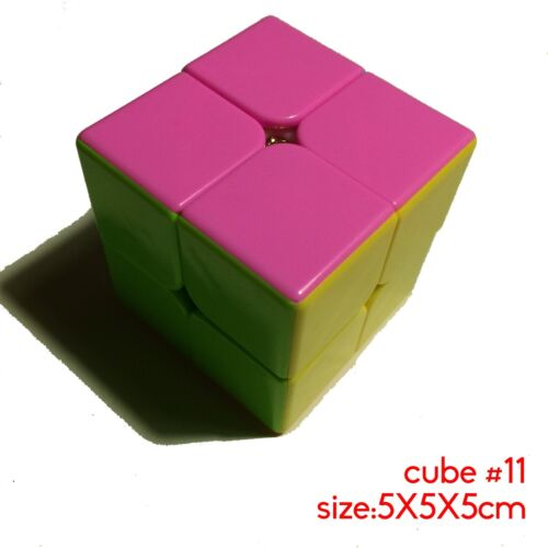 3X3X3 Magic  Speed gearwheel Cube Puzzle game Brain  Kids Educational Toy