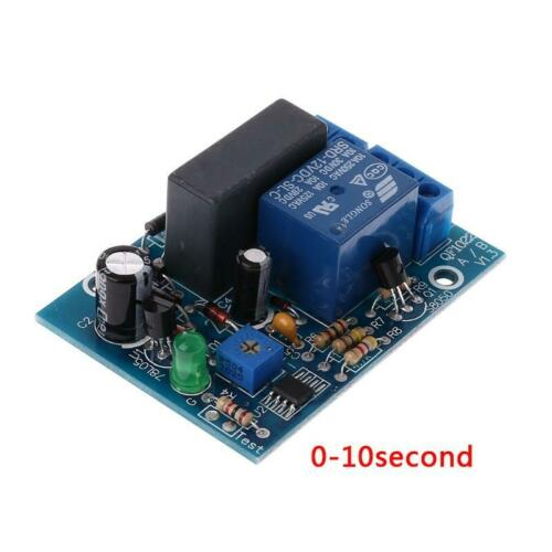 Details about  /AC 220V Adjustable Timer Delay Switch Turn On//Off Time Relay Module